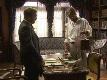 """Gonzalo a Fernando: """"No voy a aceptar los pagarés, antes tengo que resolver unos asuntos de mayor importancia"""""""