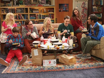 Reparto de 'The Big Bang Theory'