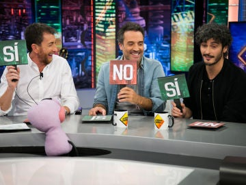 Trancas y Barrancas ponen a Daniel Guzmán y Antonio Pagudo frente a una decisión crítica