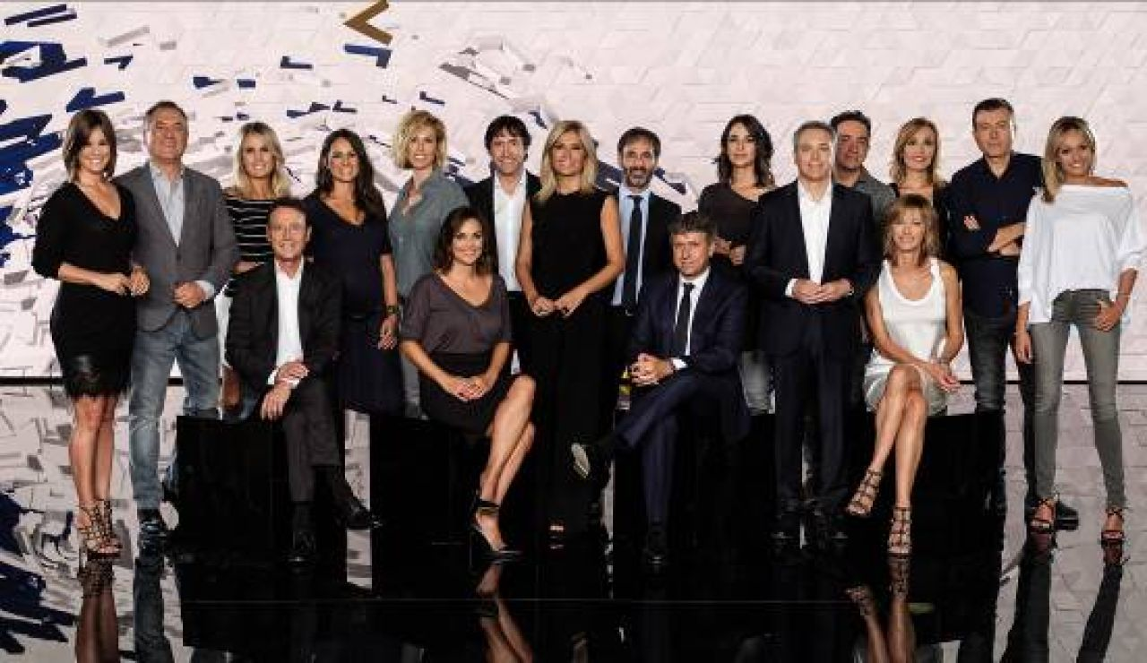 Foto familia Antena 3 Noticias