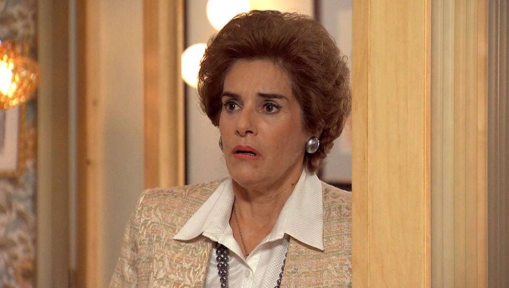 Benigna, decepcionada con Marcelino y Manolita