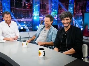 Daniel Guzmán y Antonio Pagudo confiesan si una pareja debe tener secretos en su relación