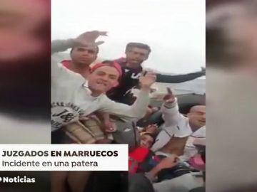 Dos españoles y cinco marroquíes serán juzgados en Marruecos por la muerte de una mujer en una patera