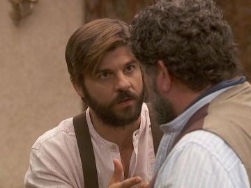 """Gonzalo: """"Sé que ha sido Fernando, pero necesito una prueba que confirme que estoy en lo cierto"""""""