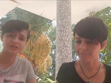 """Patricia Aguilar habla por primer vez tras ser rescatada: """"Steven es peligroso y no puede salir bajo ningún concepto (de prisión)"""""""