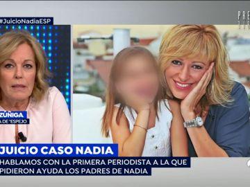 """Así empezaron las mentiras de los padres de Nadia en televisión: """"Me dijo que tenía un tumor en fase terminal y se moría"""""""