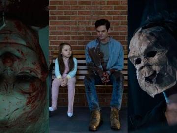 Los estrenos más terroríficos