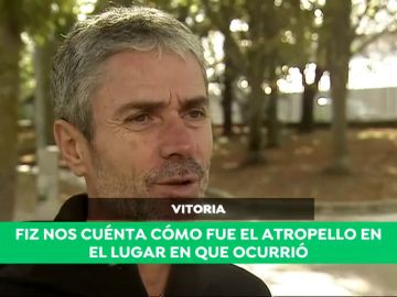 """Martín Fiz cuenta cómo ocurrió su atropello: """"El conductor no me vio, yo tampoco a él"""""""
