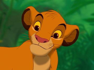 Simba, tan inocente y tan malvado a la vez