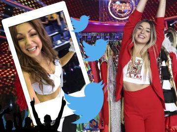 Gran expectación en redes sociales tras conocer la caracterización de Mimi como Thalía en la segunda gala de 'Tu cara me suena'
