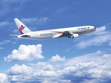 Avión de Air Niugini