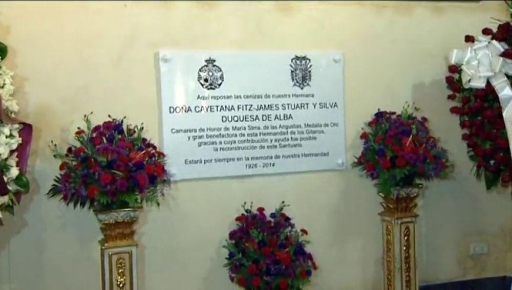 Los otros enterramientos ilustres en iglesias