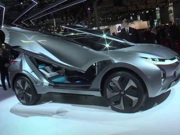 El Salón del Automóvil de París apuesta por las nuevas energías