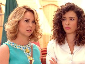 Un comentario de Luisita pone en peligro el secreto de Natalia
