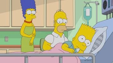 'Bart's Not Dead' de 'Los Simpson'