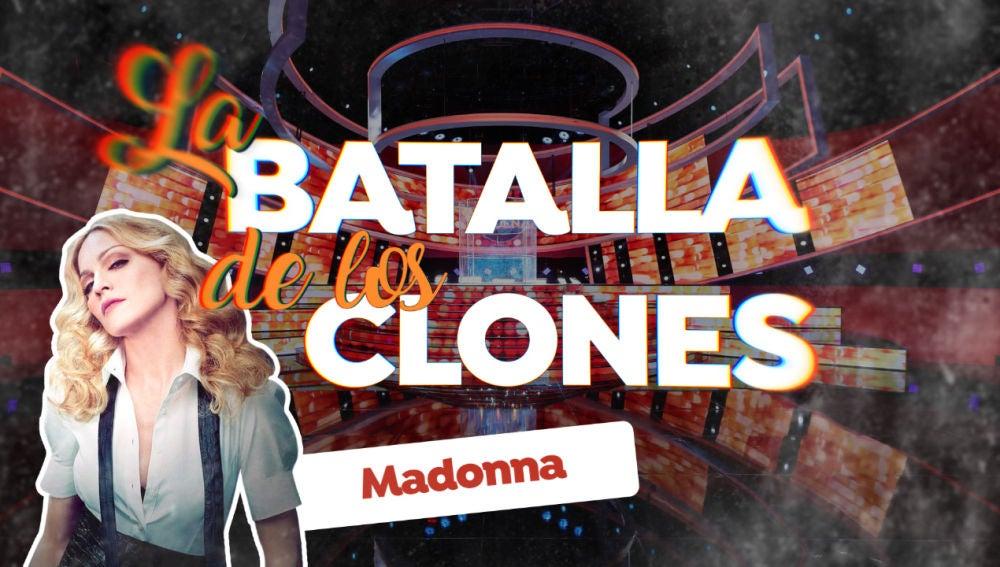 ¿Qué imitación de Madonna es tu favorita de la historia de 'Tu cara me suena'?
