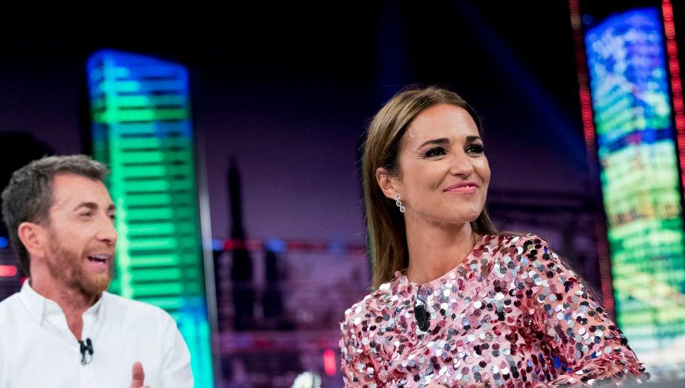 Paula Echevarría y Pablo Motos