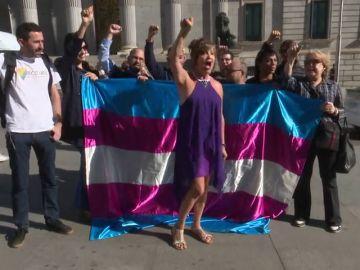 """Un grupo de transexuales inicia una huelga de hambre: """"Si no hay fecha para la Ley Trans, habrá furia trans"""""""