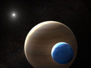 Descubren lo que podría ser la primera luna fuera de nuestro Sistema Solar