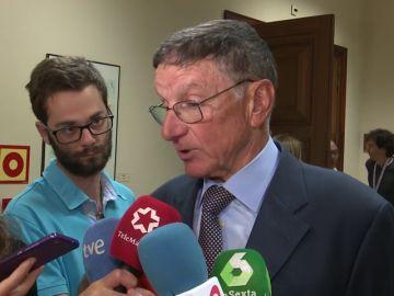 Vicente Rallo Guinot, expresidente de la Comisión de Investigación de Accidentes Ferroviarios