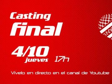 La Voz casting final