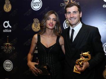 Sara Carbonero e Iker Casillas