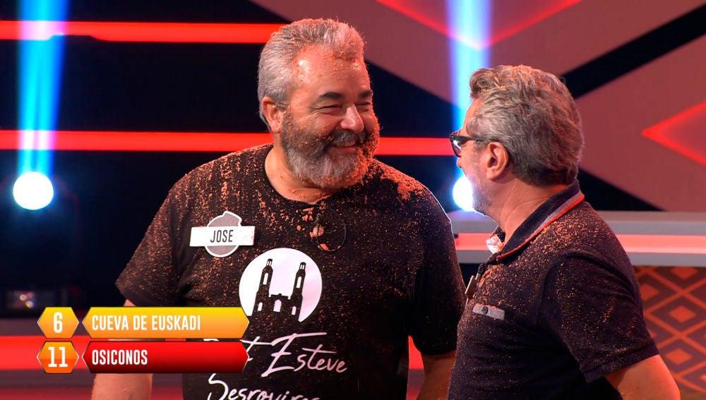 La magnífica actuación de Jose y Valentín deja a 'Los Lobos' a solo dos preguntas del bote '¡Boom!'