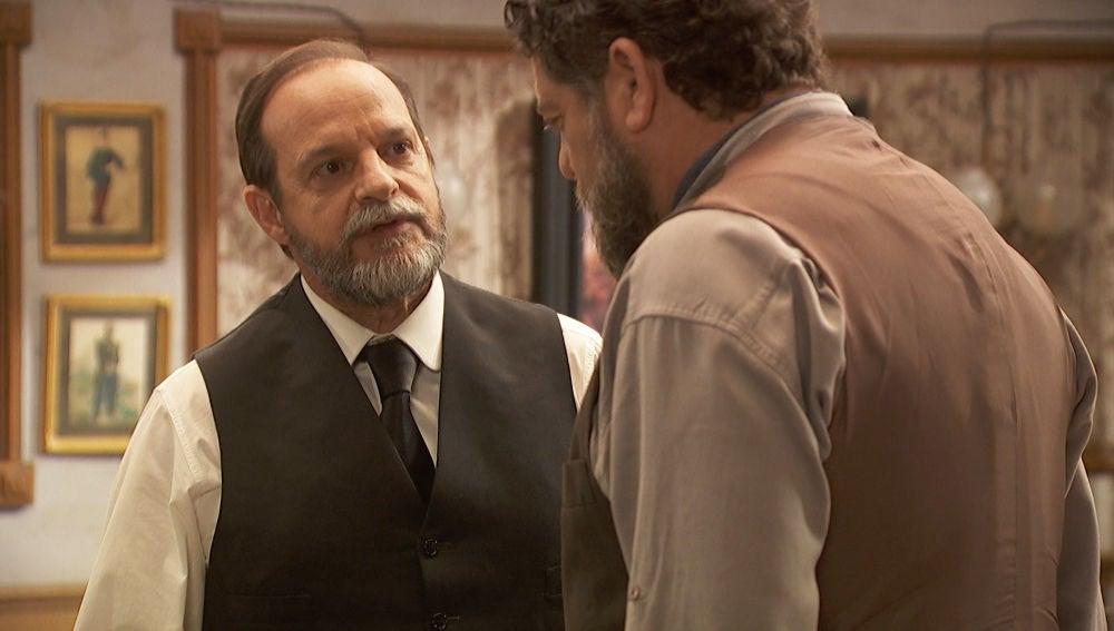 """Raimundo a Mauricio: """"Habla directamente con Chelo para lo que tu ya sabes"""""""
