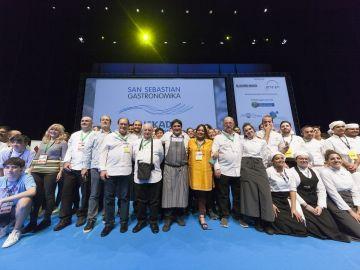 Arranca San Sebastián Gastronomika.