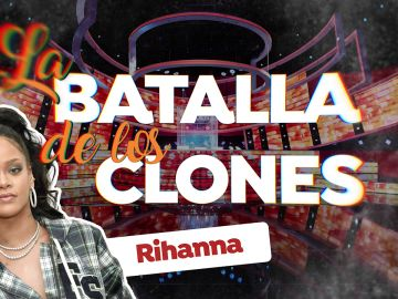 Vota por tu imitación favorita de Rihanna en la historia de 'Tu cara me suena'