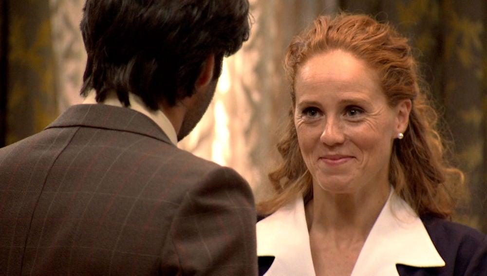 Gabriel le propone a Natalia una segunda cita