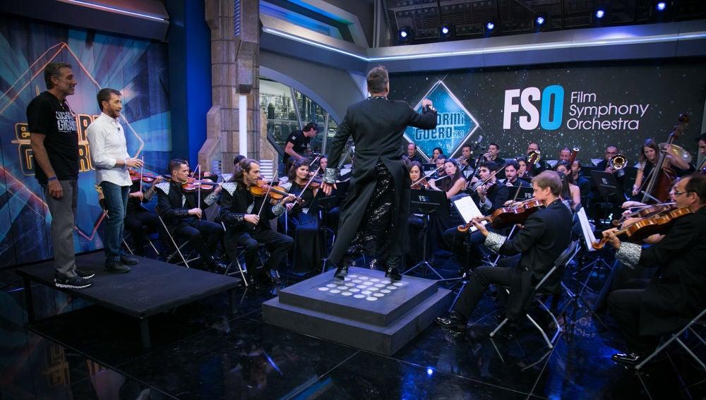 ¿Eres capaz de adivinar todas las sintonías que la Film Symphony toca en 'El Hormiguero 3.0'?
