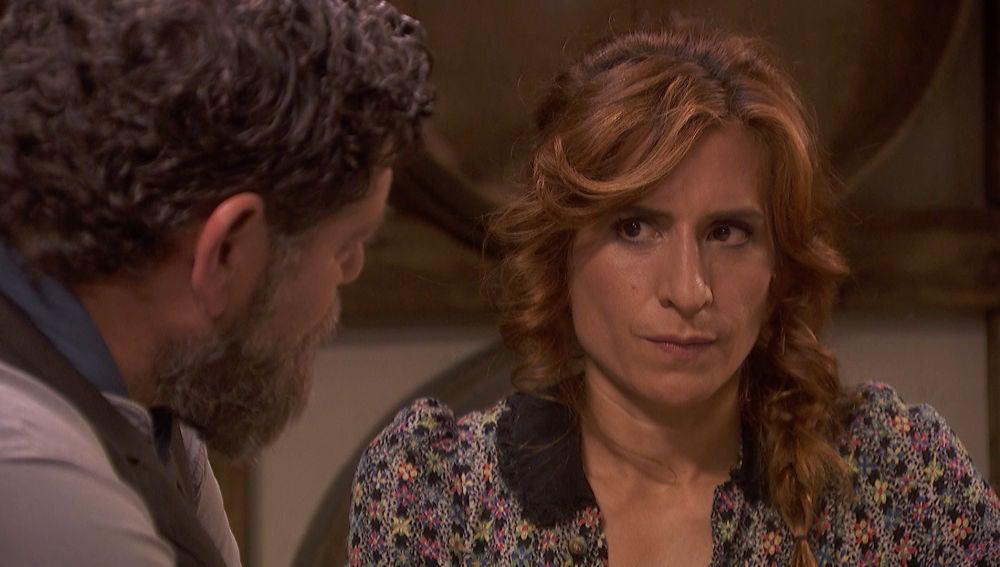 """Mauricio aconseja a Fe que deje de hacer preguntas: """"No metas más las narices"""""""