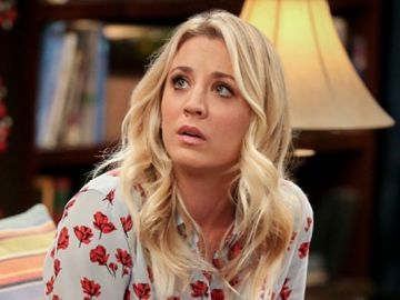 Kaley Couco, Penny 'The Big Bang Theory'