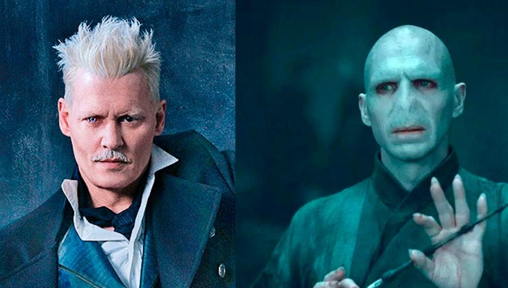 Las diferencias entre Grindelwald y Voldemort, los grandes villanos del Universo de Harry Potter