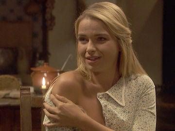 La seductora proposición de Antolina a un ilusionado Isaac