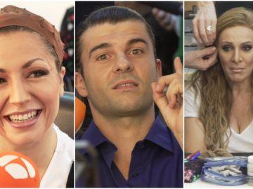 Así se preparan Jordi Coll, Anabel Alonso y Mimi para convertirse en mexicanos en 'Tu cara me suena'