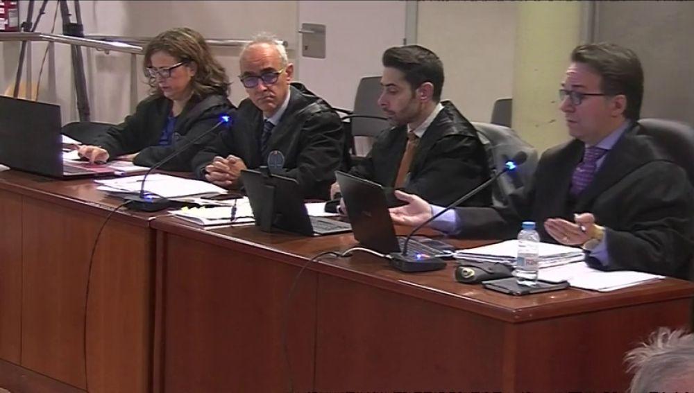 Momentos de tensión entre el juez y el abogado de Fernando Blanco