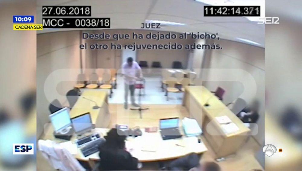 Un juez se burla de una víctima de violencia de género y le llama 'hija puta' y 'bicho'