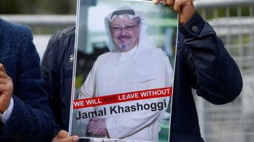 El periodista de Arabia Saudi, Jamal Khasoggi