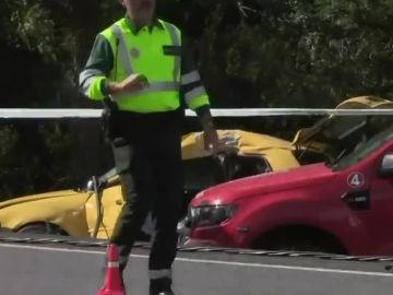 Accidente en Valdoviño