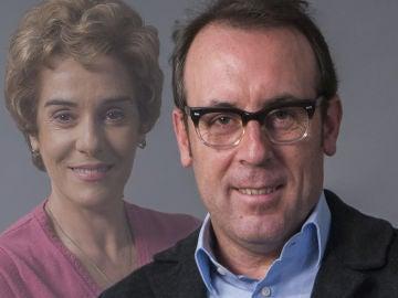 Antonio Molero responde al mensaje conmemorativo de Anabel Alonso tras su adiós a 'Amar es para siempre'