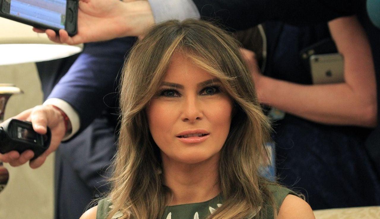 Imagen de archivo de Melania Trump