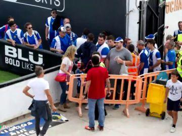 Aficionados del Hércules denuncian que el Valencia se negó a vender entradas a los nacidos en Alicante