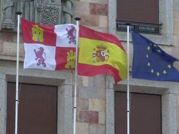 El huracán Leslie deja rachas de 96 km/h en Zamora y numerosas incidencias en Extremadura