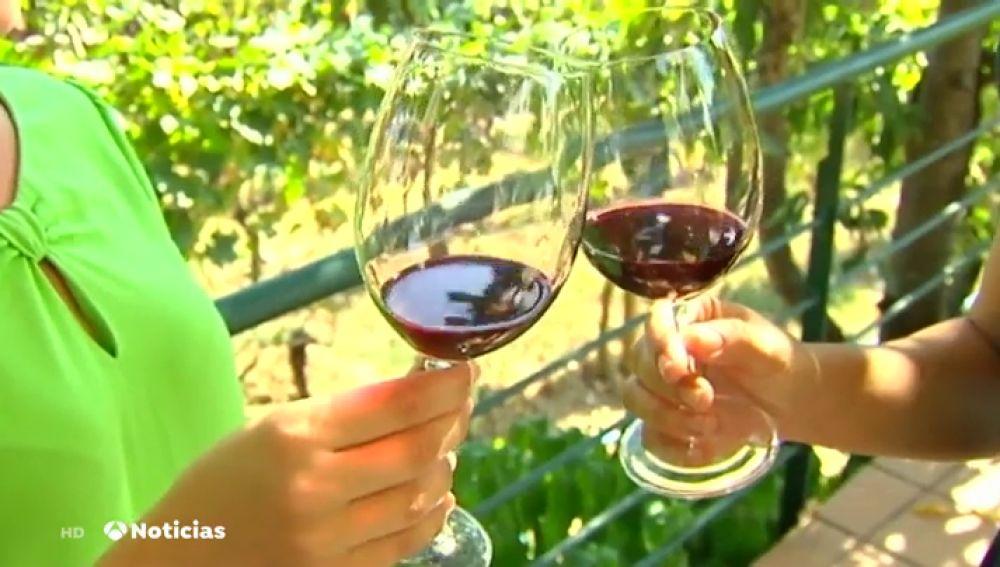 Cremas faciales con vino tinto, la sorprendente creación de dos mujeres gallegas