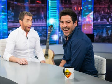 """Pablo Motos y Pablo Chiapella hablan sobre las cookies y la privacidad en 'El Hormiguero 3.0': """"Cómo se enteren de lo que veo yo... no me llamas más"""""""