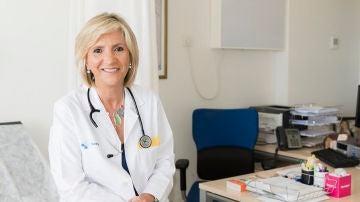La doctora Verónica Casado