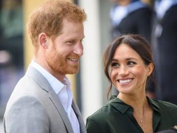 El príncipe Harry y Meghan Markle se convertirán en padres