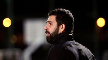 El centrocampista turco Arda Turan